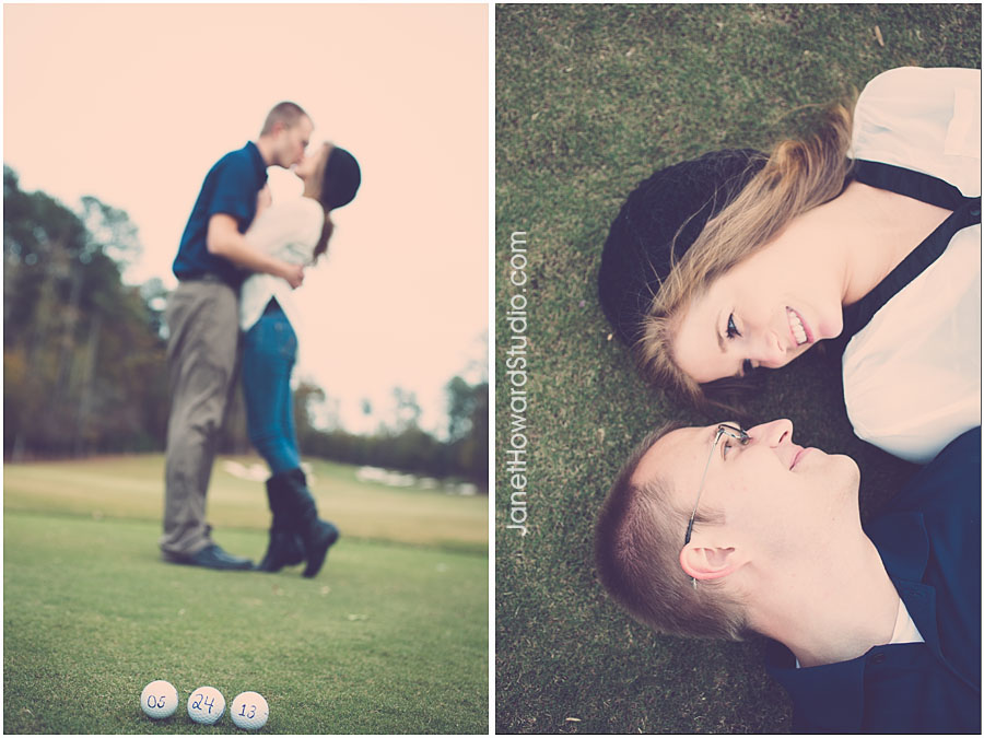 Engagement Golf