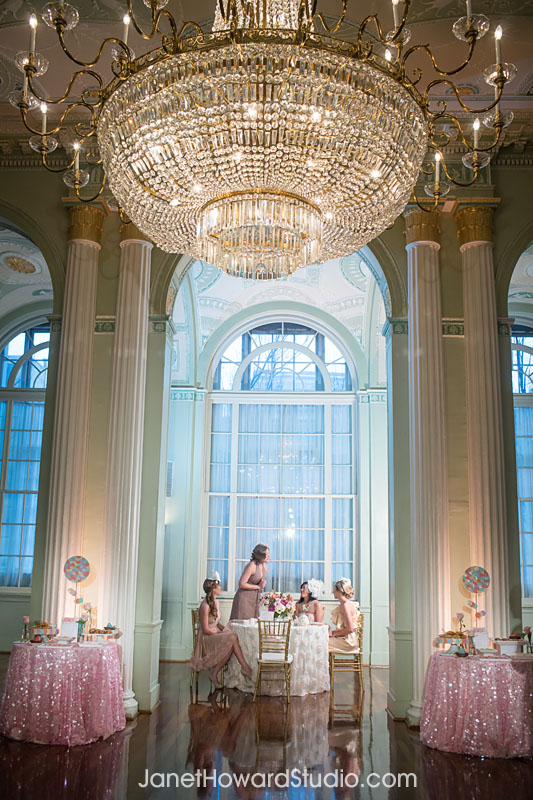 Bridal Tea at the Biltmore Ballrooms