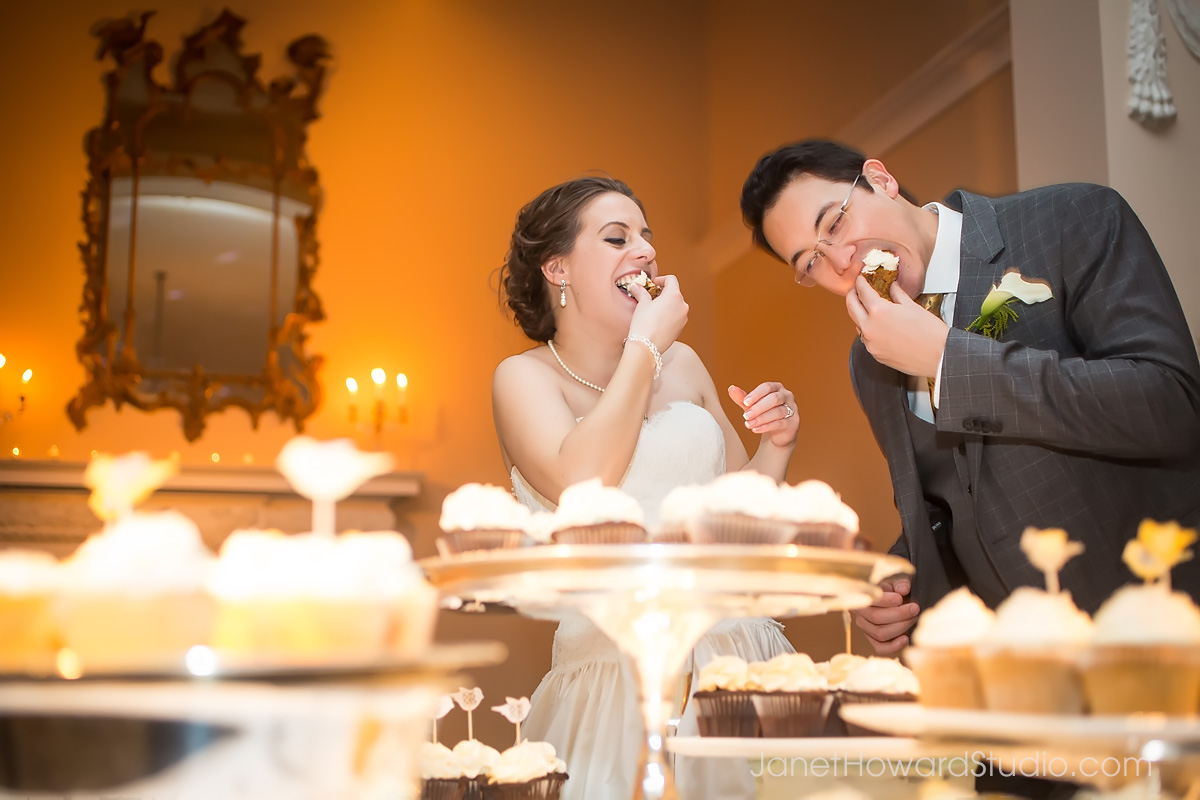 tradition of eating wedding cake on first anniversary whimsical yellow and gray wedding reception at piedmont 21231